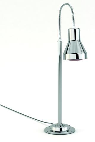 Lampe Chauffante Sur Pied Simple Bartscher Sa